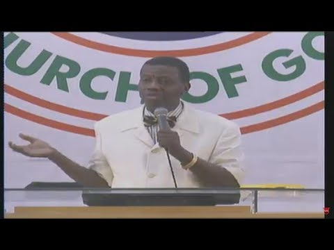 PASTOR E.A ADEBOYE SERMON - EASTER SUNDAY CELEBRATION 2018 - ENFORCING YOUR VICTORY