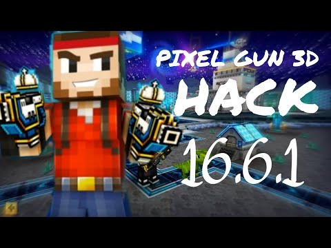 *New* Pixel Gun 3D Mod Menu 16.6.1 (Unlimited Ammo,Regen,Speed,And More)