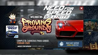 Need For Speed No Limits Android Ferrari Enzo (2002) Dia 1 Calentando Motores