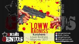 Konshens - Lowe Badness - December 2017