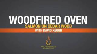 Diy Woodfired Pizza Oven - Cook Salmon On Cedar Wood