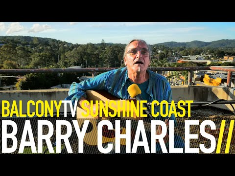 BARRY CHARLES - High Technology Blues (BalconyTV)