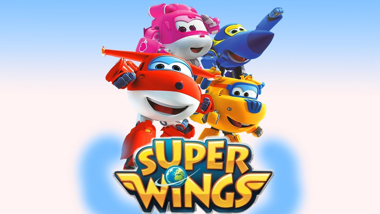 Super Wings Coloring Pages For Kids