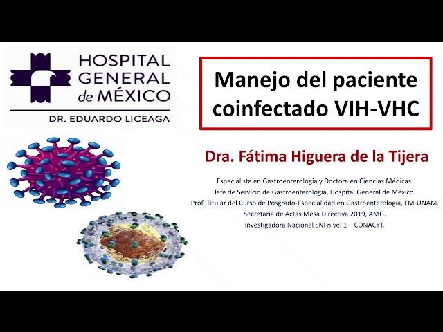 Dra. Fatima Higuera-SESIÓN DE HEPATITIS-Experiencia de manejo de hepatitis B y C en México.