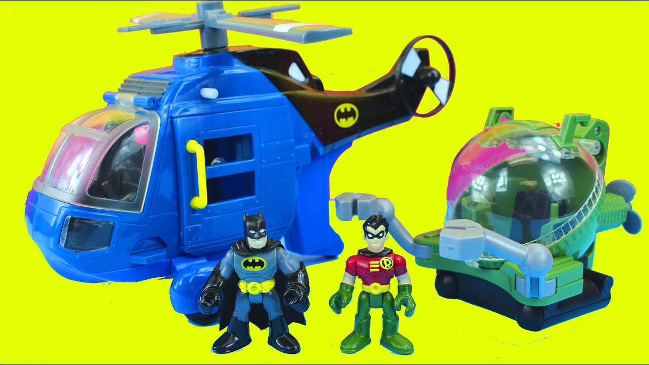 imaginext batman helicopter with Watch on Fisher Price Imaginext Batman Superman additionally Batman also Imaginext Batman Toys R Us furthermore Watch furthermore Imaginext Man Bat And New52 Red Robin.