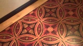 Royal Design Studios Stencil Tour with Melanie Royals Part 2.mp4 Thumbnail