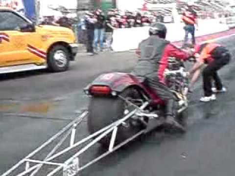 Top Fuel Nitro Bike Drag Race Youtube