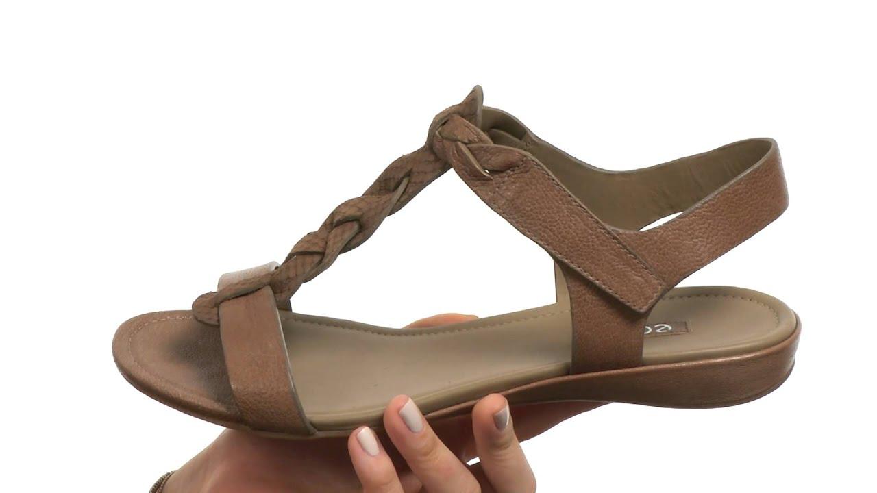 ECCO Bouillon Knot Sandal II