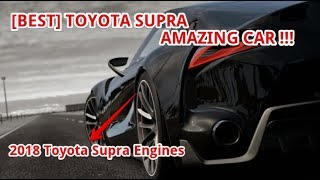 [BEST] 2018 Toyota Supra Engine