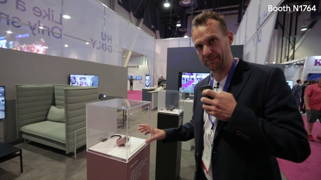 A Guided Tour of Huddly's InfoComm 2018 Booth - N1764