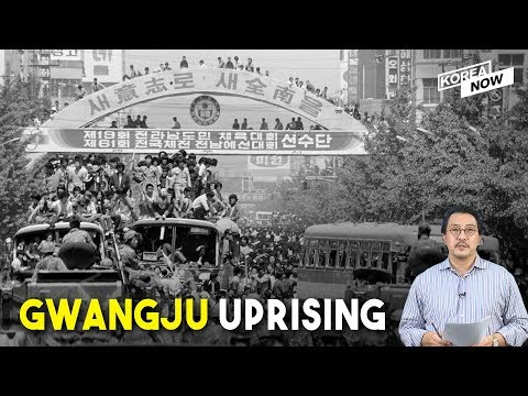 How much do you know about the Gwangju uprising & modern history of South Korea?
