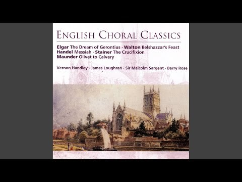 The Dream of Gerontius, Op. 38, Pt. 1: Prelude