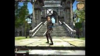 Ingame Footage Sword of the New World: Granado Espada