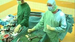 Repeat youtube video Schulungsfilm 45 min. Knieoperation von Videoproduktion profilmacher