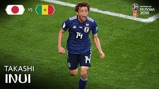 Takashi INUI Goal