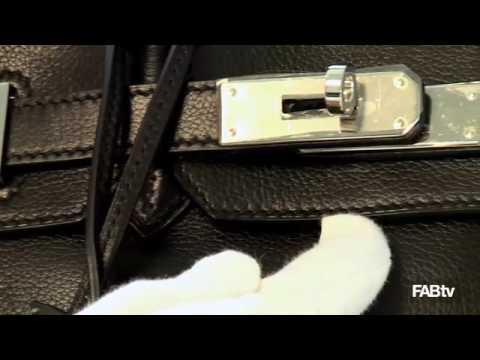 hermes printed canvas bag - FTV SPECIAL Birkin Bag Real Fake v3 - YouTube