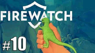 Firewatch - SECRET SHELTER Part 10