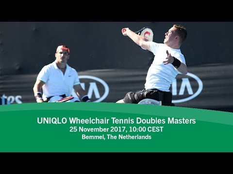 2017 UNIQLO Wheelchair Tennis Doubles Masters | Day 4