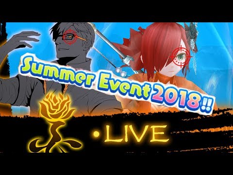 12/8 - 13/8 Exer Summer Event Diving! •LIVE