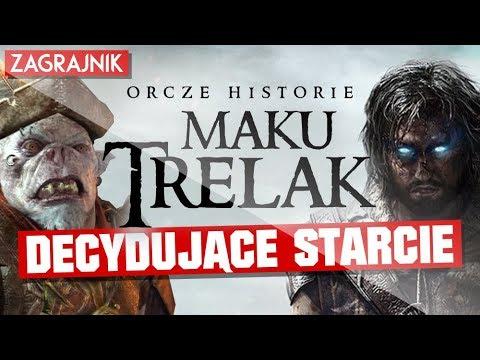 Orcze historie - OSTATECZNE starcie   Shadow of War