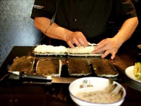HD cách làm sushi tại nhà (episode 2)