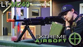 Extreme Reviews: Lancer Tactical M240
