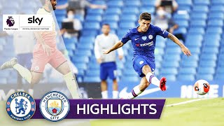 Pulisic trifft! Liverpool & Klopp sind Meister | Chelsea - Manchester City 2:1 | Highlights