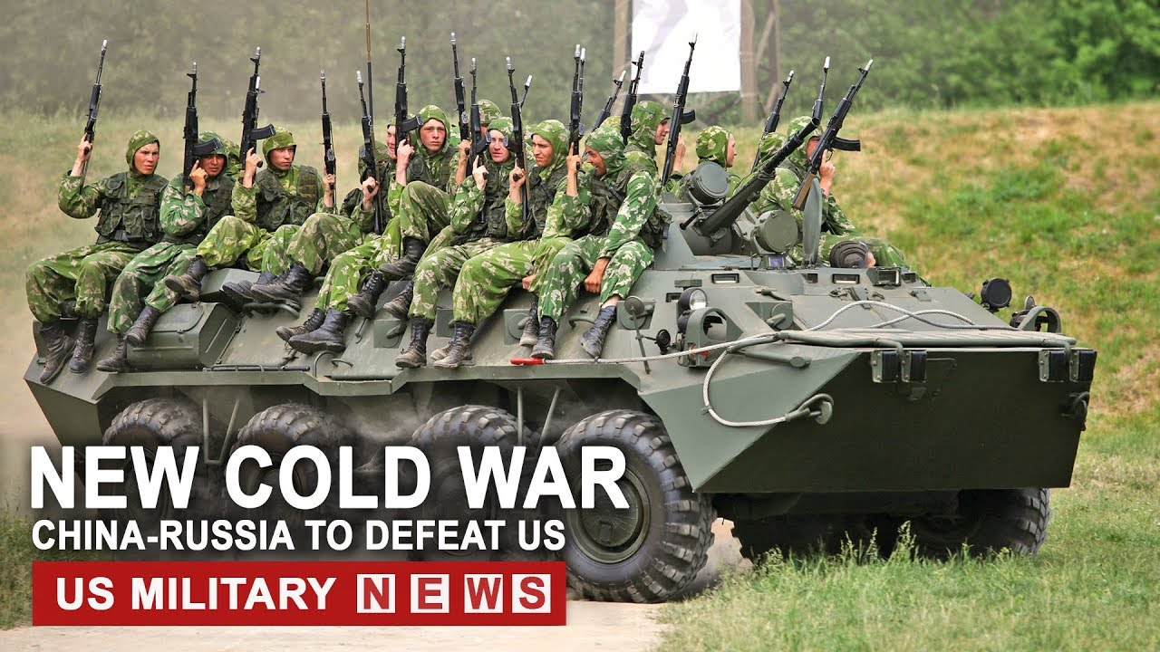 NEW COLD WAR BEGIN: This Is How Russia and China Together to Defeat US Superpower