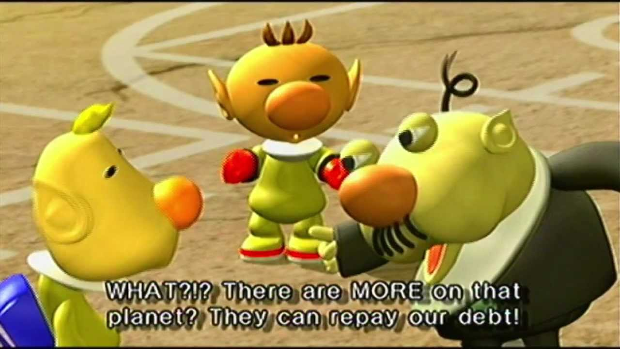 Pikmin 2 Wii Opening Youtube