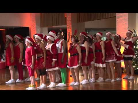 Dance 101 - Annual Ball 2015 - Christmas song