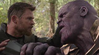"Avengers: Infinity War (2018) - ""Snap Of Disintegration""| Movie Clip HD"