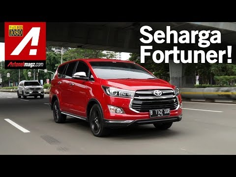 Review Toyota Innova Venturer Test Drive by AutonetMagz