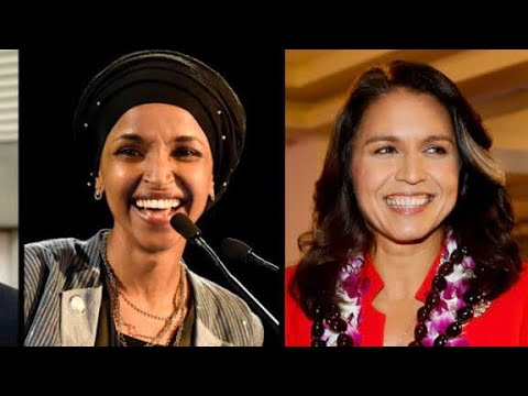 BREAKING: Tulsi Defends Ilhan Omar Against Islamaphobic Smears