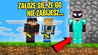 ZAŁOŻĘ SIĘ ŻE NIE ZROBISZ TEGO CHALLENGE! EKSTRA ZAKŁADY! | Minecraft Ferajna