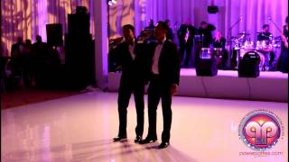 EPIC SURPRISE AMAZING Non Choreographed Wedding Song and Dance by the Groomsmen