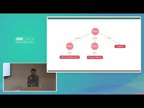 GraphQL: The Mental Model — Dhaivat Pandya