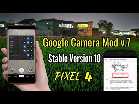Tanpa Root!Cara Pasang Google Camera Mod Terbaru V 7 Google Pixel 4|GCam Mod|Mas Karedok