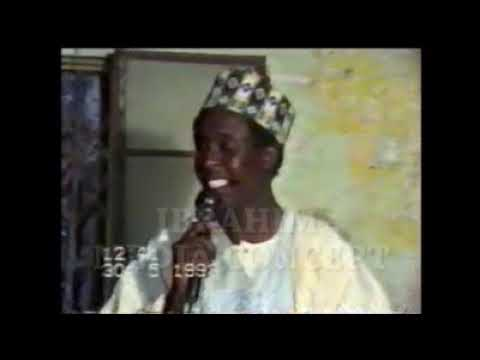Download Ta'alikin rabi'u usman baba a wakar bashir dan musa 1993