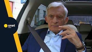 Jerzy Buzek o Nord Stream 2 i SLD w Koalicji Europejskiej | #OnetRANO
