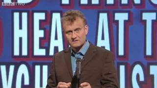 Mock the Week Preview - BAD THINGS TO HEAR AT THE PSYCHIATRIST