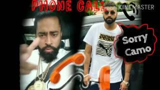 Elly mangat and ghangis khan phone call recording hoi leak || elly ne mangi sorry |khan wanna fight