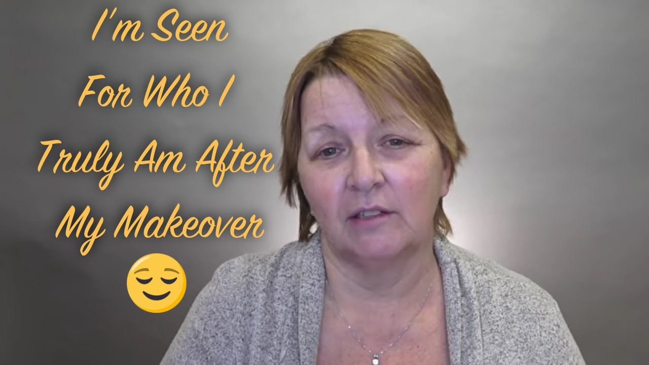 I'm SPEECHLESS Over This SHOCKINGLY Dramatic MAKEOVERGUY® Makeover!
