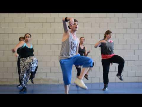 Peter Andre   Mysterious Girl Dance Fitness Choreo