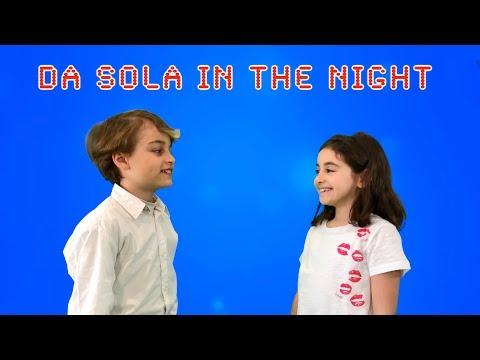 Da sola in the night - Takagi & Ketra - Sofia Del Baldo cover - feat. Luca Fattori