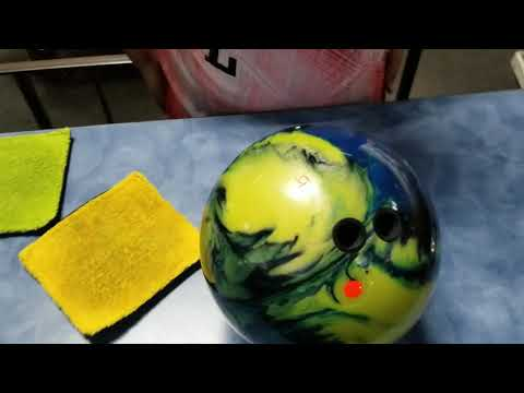 Best Bowling Balls 2020 Cleaning your ball for the 2019/2020 bowling season   YouTube