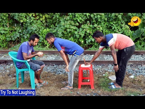 Must Watch New Funny Comedy Videos 2019 / Episode 17 / FM TV