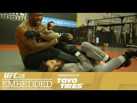 UFC 226 Embedded: Vlog Series - Episodio 4