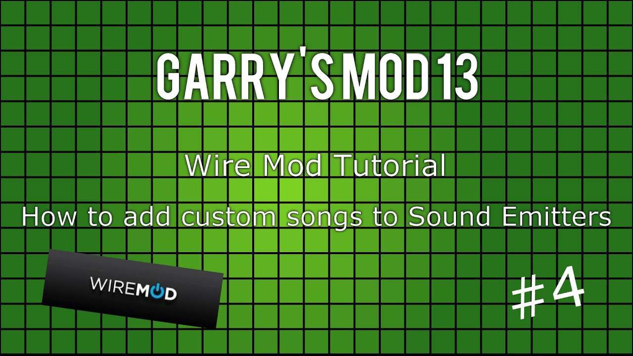 Garry's mod 13 how to install c. A. P ( carters addon pack ) youtube.