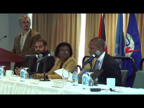 Caribbean Fintech 2016 – Panel Discussion – Regulatory requirements and innovation