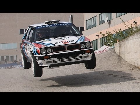 Rally Legend San Marino 2013 ( Pure sound Group B , Jumps, Group B Show)